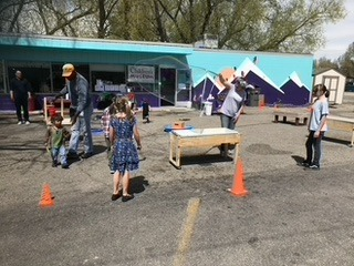Lander Children's Museum outdoor activities